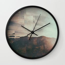 Fractions A40 Wall Clock