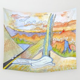 hang on Wall Tapestry