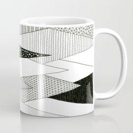 Stalagmites and Stalactites Coffee Mug