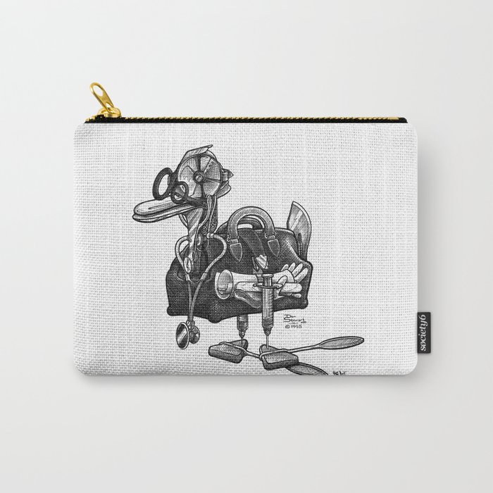 Quack Carry-All Pouch