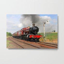 5972 Olton Hall Metal Print