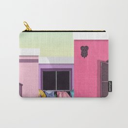Three houses Carry-All Pouch