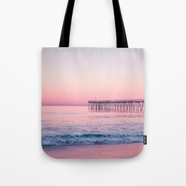 Hermosa Beach, USA #society6 #decor #buyart Tote Bag