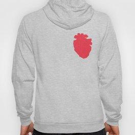 Geometric Heart Patch Hoody
