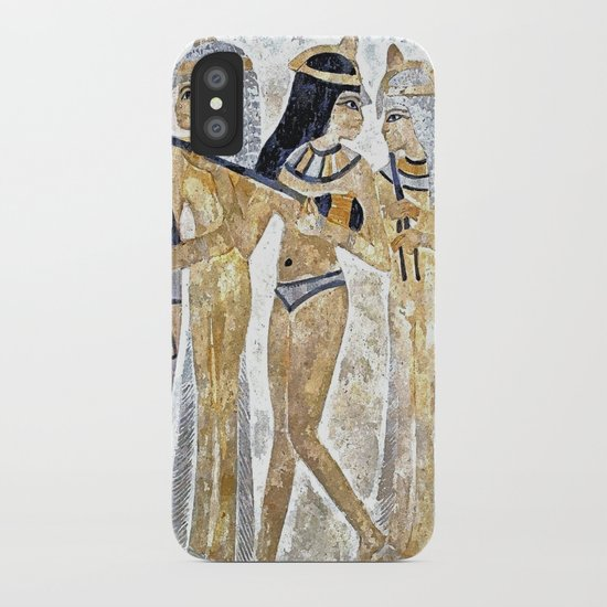 Egyptian Musicians iPhone Case