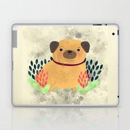 Pug the Pug Laptop & iPad Skin