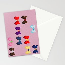 Sailor Ribbons Stationery Cards