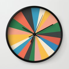Always The Sun Wall Clock