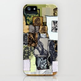 The Sketchbook iPhone Case