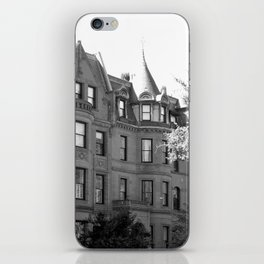 Along the City Streets 3 iPhone Skin