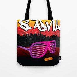 Sunglasses and Advil Tote Bag