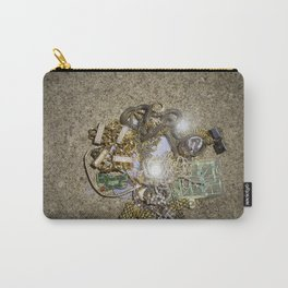 Jewelry: Lost and Found Photo Carry-All Pouch