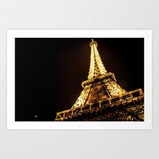 La Tour Art Print