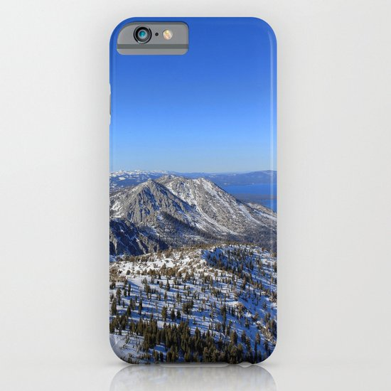 Maggies Peak iPhone & iPod Case