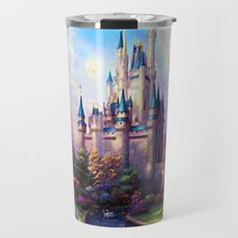 FAIRY FANTASY CASTLE Travel Mug