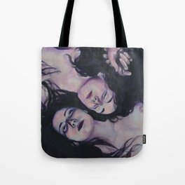Oppositions Tote Bag