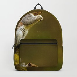 Cute Squirrel (Color) Backpack