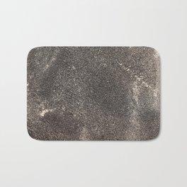 Sandpaper Texture Bath Mat
