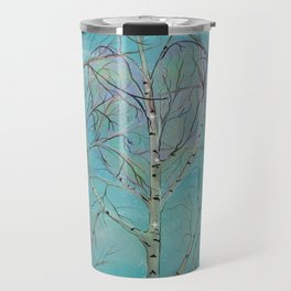 THE TREES SPEAK TO ME IN WHISPERS Travel Mug