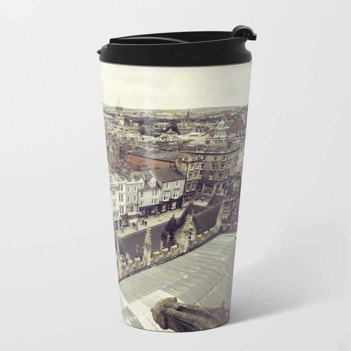 Oxford gargoyle Metal Travel Mug