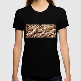 Beige Designer Camo T-shirt