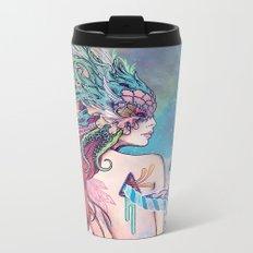 The Last Mermaid Metal Travel Mug