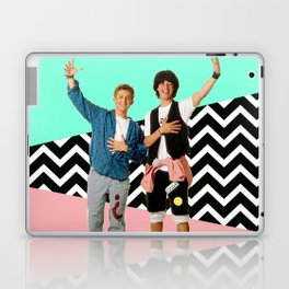 Bill and Ted Laptop & iPad Skin