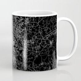 raleigh map north carolina Coffee Mug