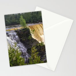 Kakabeka Falls on the Kaministiquia River Stationery Cards