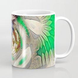 Mix of Mutated Patterns Coffee Mug