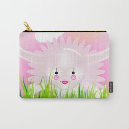 Pinky Milky Carry-All Pouch