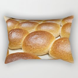 Sweet ruddy buns Rectangular Pillow