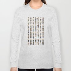 The Walking Dead Long Sleeve T-shirt