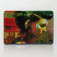british iPad Cases featuring Under a British rain by Ganech joe