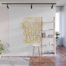 JIBBA JABBA Wall Mural