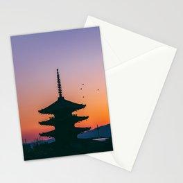 Higashiyama Ward Stationery Cards
