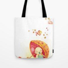Baby beach Tote Bag