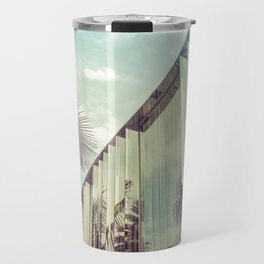 Beverly Hills - Palm Reflections IV Travel Mug