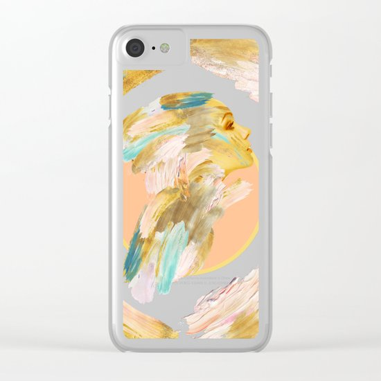 For Freedom Clear iPhone Case