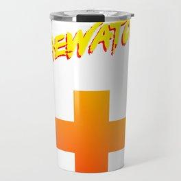 Bae-Watch Travel Mug