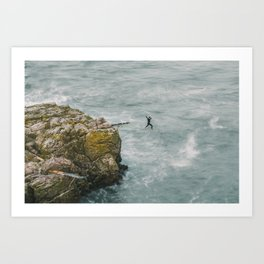 Howth, 2016 Art Print