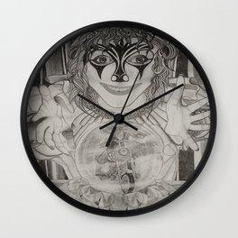 Premonition Wall Clock