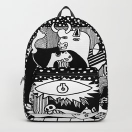 Picasso - Guernica Backpack