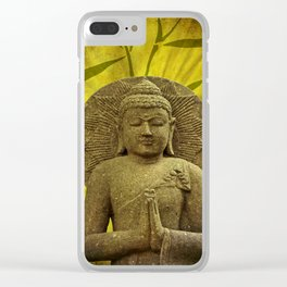 Asia Feeling Clear iPhone Case