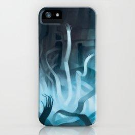 Pilgrim of Ruin iPhone Case