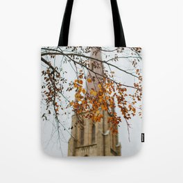 Fall in Sweden Tote Bag