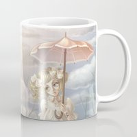 doll Mugs featuring Doll by FReMO