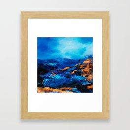 Canyon Song Framed Art Print