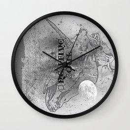 Unicorn: Untamed Soul Wall Clock