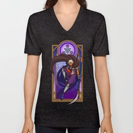 Sage of Shadows Unisex V-Neck